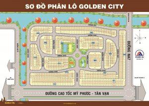 xem bản đồ Golden City