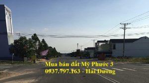 Cần mua lô H37 đất Mỹ Phước 3 đường NH15 giá cao nhất