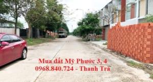 Thu mua lô K44 Mỹ Phước 3 hướng Nam gần QL13 đầu tư gấp